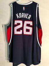 Adidas Swingman 2015-16 NBA Jersey Atlanta Hawks Kyle Korver Navy sz XL