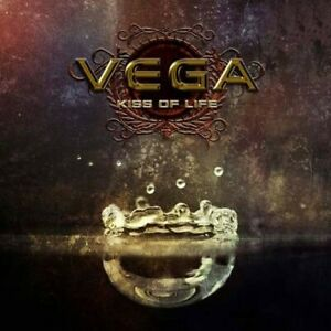 Vega – Kiss Of Life CD Frontiers Records FR CD 488 NM/VG+