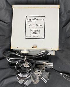 Light-O-Rama Show Time Controller LOR1602WG3 - Used Through Two Holiday Seasons