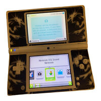 Nintendo DSi White Console - GOOD CONDITION! TESTED Nintendo DSi handheld