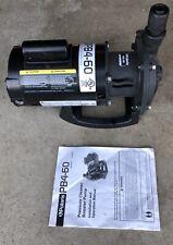 Polaris PB4-60 Pressure Cleaner Booster Pump New