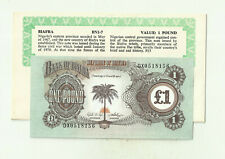 US/Canada 1 Paper Money Biafra (Nigeria) 1970 1 pound MINT