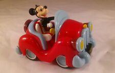 Disney Mickey Mouse Classic Pullback Car