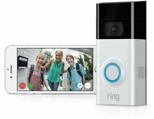Ring Video Doorbell 2 1080 HD WIFI NEW