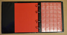 Coin Album for 221 Coins Small Medium Large mix size Folder Book BLUE /th