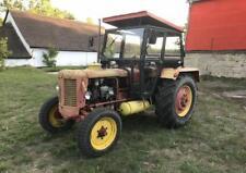 Zetor Super 50 Traktor mit 6 kmh Gutachten und großer Kabine