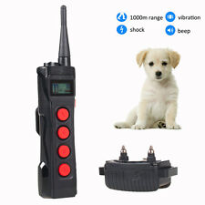 Aeterte AT-919C 1000 Remote One Dog Training Shock Collar Waterproof dog Hunting