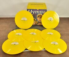 1955 A Golden Record Chest Treasury of Hymns 8 Records 45 RPM