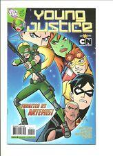 YOUNG JUSTICE #1 # (VF/NM) 1ST APP OF ARTEMIS DC COMICS 2011