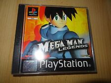Mega Man Legends Sony PlayStation 1 ps1 mint collectors