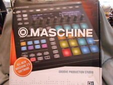 Native Instruments Maschine MK2 Groove Production Studio Black  Read!