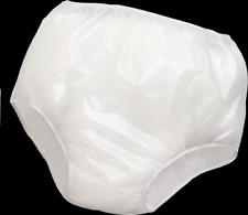 3PK Reliamed Adult Waterproof Soft Vinyl Plastic Pant Diaper Incontinent S-XXL