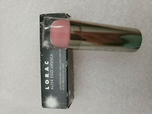 Lorac Alter Ego Highly-Pigmented Lipstick. 0.12 oz. / 3.4 g. New. Optimist