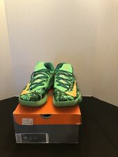 Nike KD 6 Size 13 EASTER Green Mango 599424-303 with receipts