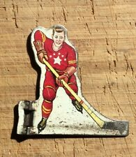 1956 Munro Hockey Master Table Hockey Player Red Team