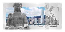 2017 Cook Islands $1 Hong Kong Skyline Foil Note 5 g Proof Silver SKU46733