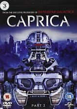 Caprica - Season 1, Volume 2 [DVD][Region 2]