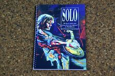 Solo: 50 Guitar Solos Transcribed & Explained - Phil Hilborne - New Spiral Bound