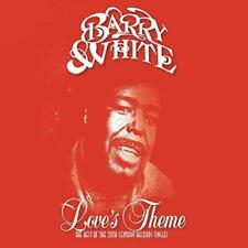 Barry White - Love's Theme: The Best Of The 20th Century Records Single (NEW CD)