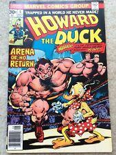 Howard the Duck #5 *I Want Mo-o-ney!*