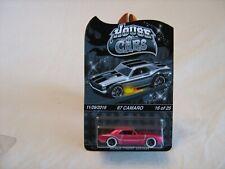 2019 Johnny Lightning House of Cars Custom Black Friday '67 Camaro #16 of 25