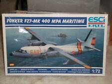 ESCI / ERTL 1/72 Scale Fokker F27-Mk 400 MPA Maritime - Factory Sealed