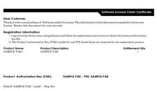 SL-4320-SEC-K9= Security License for ISR 4320 Series
