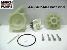 March AC-3CP-MD wet end kit  Cruisair  PMA500  PMA500C