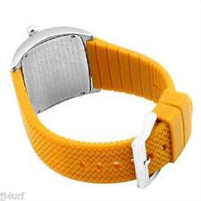LP Italy STRATOSPHERE Women's Watch, 4311.20.277, Mustard Yellow Rubber Strap