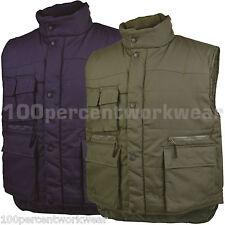 Delta Plus Mens Sierra Polyester Coton Multipockets Vest Sierrbmgt L Navy Blue