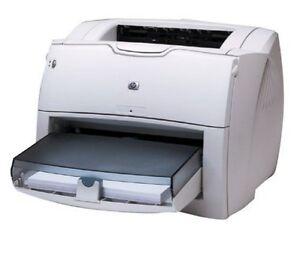 HP LaserJet 1300n 1300 A4 Mono Desktop USB Network Laser Printer + Warranty