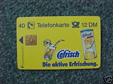 GERMANY 12DM Telefonkarte1992 S54 Cefrisch MINT UNUSED