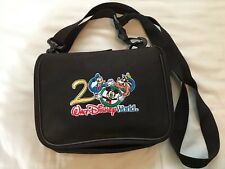 Walt Disney World Trading Pin Bag Year 2000 With Mickey, Donald & Goofy Medium