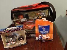Dale Earnhardt Sr & Jr Lot Car License Plate Holder Insulated Bag 2 Cars #3 & #8