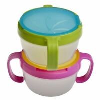 Baby Kid No Spill Bowl Balance Food Snack Bowl Cup Safe Pot Container Travel