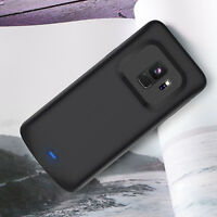 Extended Charging Battery Charger Case for Samsung Galaxy S9/S9 Plus, Shockproof