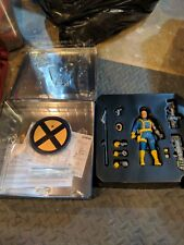 Mezco One:12 Marvel Previews Ex CABLE! COMPLETE WITH PACKAGING!