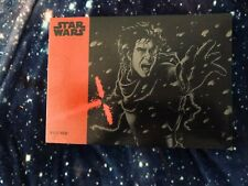 Star Wars Black Series 2016 SDCC Exclusive: Kylo Ren Unmasked
