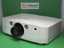 Nec PA600X Proyector - 6000 Ansi HD Tv VGA 4 :3 LCD Proyector (ID13609)