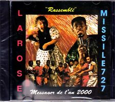 LAROSE/MISSIL727-MESSAGER de L'an2000 Haitian Album Kompa CD