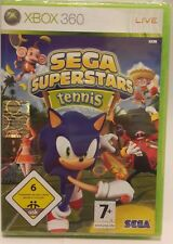 Sega Superstars Tennis per XBOX 360 PAL - NUOVO