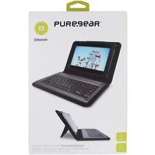 "PureGear Universal Tablet Folio W/ Bluetooth Keyboard 9"" to 10"" Tablets, 61383PG"