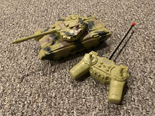 True Heroes Sentinel 1 R/C S1 Battle Tank Toys R Us Exclusive Discontinued Read
