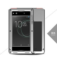 Coque antichoc SONY XPERIA XA1 Ultra  Etanche - LOVE MEI FRANCE - Gris