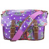 Ladies Girls MensWork School College Satchel Cross Body Shoulder Messenger Bag
