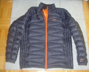 Mens Golite Packable 800 Fill Down Pertex Microlight Eco Jacket Size XL