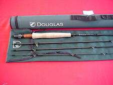 Douglas Outdoors 9ft Graphite DXF Fly Rod 4 Piece #5 Line GREAT NEW