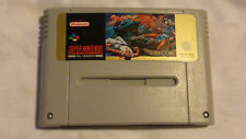 STREET FIGHTER II GAME for SUPER NINTENDO SNES   1992 ( CART ONLY )