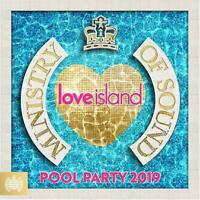 MOS Love Island: Pool Party 2019 - Ministry Of Sound [CD] Sent Sameday*