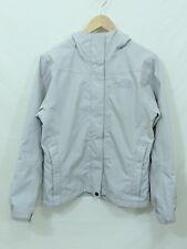 The North Face Women's Grey Jacket Sz XS Rain Jacket Wind Breaker Coat
